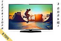 Телевизор PHILIPS 50PUS6162 Smart TV 4K/UHD 800Hz T2 S2 из Польши 2017 год