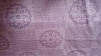 Постельная ткань сатин набивной  ш.235 Сиреневый