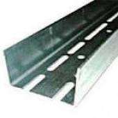 Посилений профіль для дверних прорізів UA 75 ( 1.5 мм ) 3м.