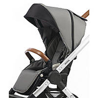 Прогулочный блок для коляски EVO Urban Nomad, цвет Light Grey, Mutsy (SEATEVOUNLGREY)