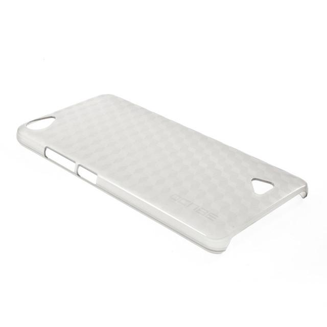 чехол накладка Oukitel C5 Pro серый OCUBE