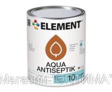 Аква антисептик Element 0,75 л. палисандр