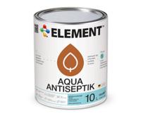 Аква антисептик Element 0,75 л. без цвета