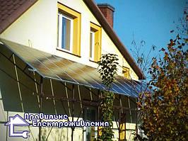 Мережева сонячна електростанція 30 кВт м. Рава-Руська 4