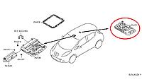 Nissan Leaf Підсвітка салону