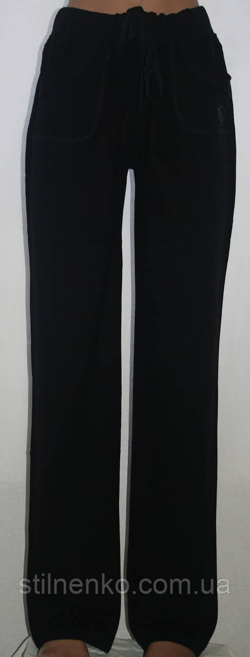 Женские брюки 4015 полубаталл;баталл два кармана.
