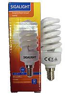 Энергосберегающая лампа Roilux Sigalight 20W Е14 4100К