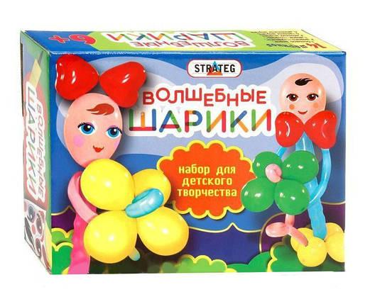 """Набор для творчества """"Волшебные шарики"""" (315), фото 2"""