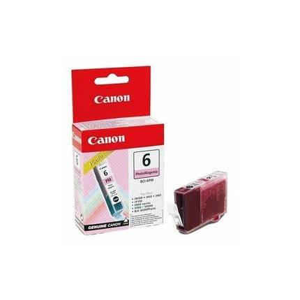 Чернильница Canon BCI-6PM (Photo Magenta) iP6000D/ 8500, фото 2