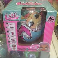 LOL surprise, шарик с куклой лол (копия)