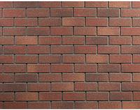 Плитка фасадная TECHNONICOL HAUBERK Терракотовый кирпич