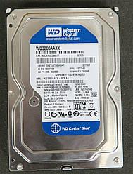 Жёсткий диск в ПК Seagate, WD 320 Gb SataII