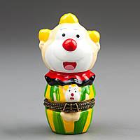 """Шкатулочка """"Веселый клоун"""" (9 см) Veronese"""