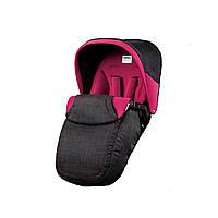 Прогулочный блок для коляски Pop-Up SO13-DX29, цвет малиновый с черным, Peg-Perego (ISPV300062SO13DX29)