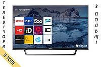 Телевизор SONY KDL-49WE665 Smart TV 400Hz T2 S2 из Польши