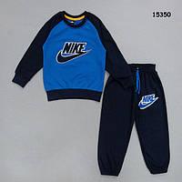 Теплый костюм Nike для мальчика. Большемерит. 1, 3, 4-5 лет, фото 1