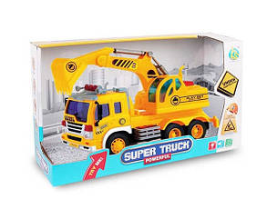 Машинка Будтехніка Super Truck
