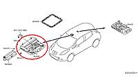 Nissan Leaf Підсвітка панелі верхня