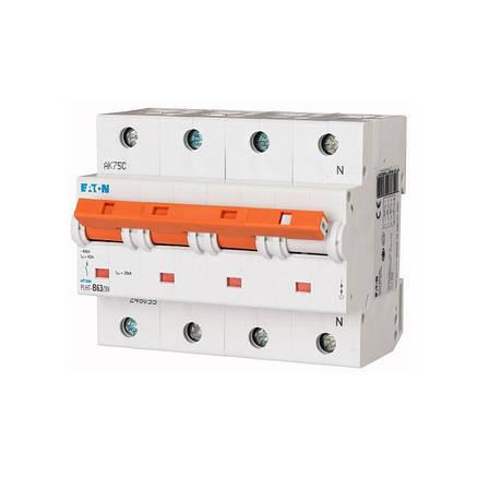 Автоматический выключатель PLHT-C63/3N (248064) Eaton 63A 3Np 20kA, фото 2