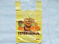 Пакет-майка 27х50/11мкм (Вишиванка), пак/100шт