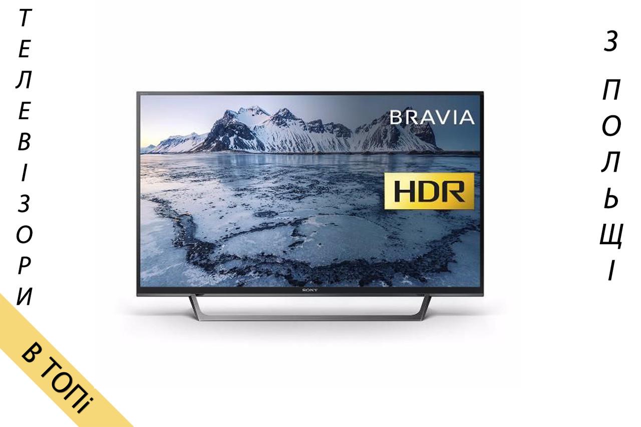 Телевизор SONY_KDL-40WE660 Smart TV Full HD 400Hz из Польши 2018 год ОРИГИНАЛ