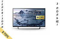 Телевизор SONY KDL-40WE660 Smart TV Full HD 400Hz из Польши 2017 год