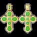 """Крест """"ГОСПОДИ, СПАСИ И СОХРАНИ"""" , фото 3"""