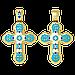 """Крест """"ГОСПОДИ, СПАСИ И СОХРАНИ"""" , фото 4"""