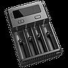 Новое универсальное зарядное Nitecore Intellicharger NEW i4, фото 2