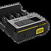 Новое универсальное зарядное Nitecore Intellicharger NEW i4, фото 3