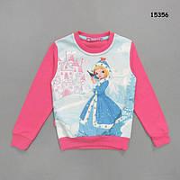 """Теплая кофта """"Зимняя принцесса"""" для девочки. 2-3; 3-4; 4-5 лет"""