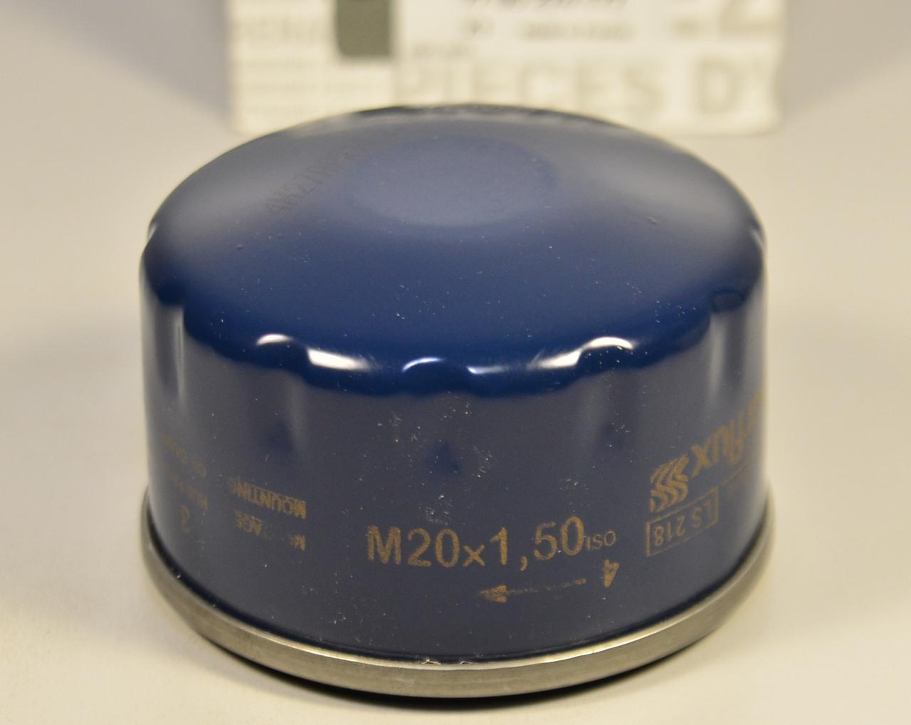 Фільтр масла на Renault Dokker 2012-> 1.6 — Renault (Оригінал) - 7700274177