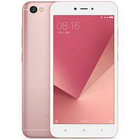 Смартфон Xiaomi Redmi Note 5a Pink 2/16Гб 5.5 +Бампер и Стекло