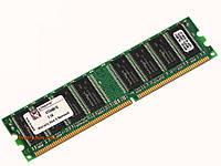 Оперативная память для ПК DDR 1Gb 400MHz PC3200, Kingston (б/у)