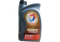 Моторное масло Total QUARTZ ENERGY 9000 5W-40 1л