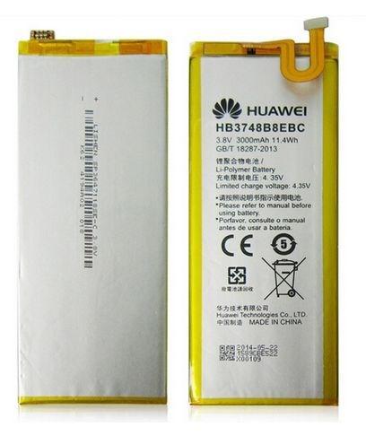 Акумулятор (батарея) HB3748B8EBC 3.8 V 3000mah телефону Huawei Ascend G7 G760-L01 24021589