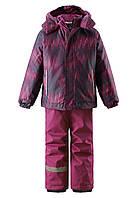 Зимний костюм для девочки Lassie by Reima 723713 - 5993. Размеры 92 - 128.