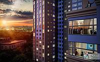 3D визуализация жилых комплексов, 3D видео, рендеры