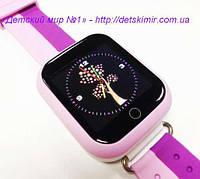 ХИТ ПРОДАЖ! Q100s(Q750) - детские умные часы с GPS + WiFi! Качественная заводская сборка/Гарантия!