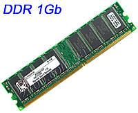 DDR 1Gb 333 MHz универсальная оперативная память для систем INTEL и AMD