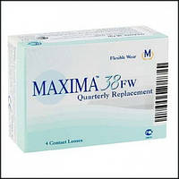 Maxima 38 FWКонтактные линзы 3-6 мес