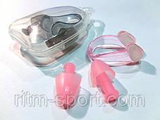 Беруши для ушей и зажим для носа, фото 3