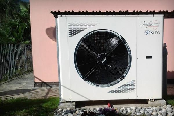 Тепловой насос Kita L42 Split  от 9,5 до 32 кВт
