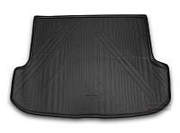 Коврик в багажник для Lexus RX с 2015- , цвет:черный