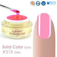 Конструирующий гель Canni Uv Builder gel 15 ml. 315