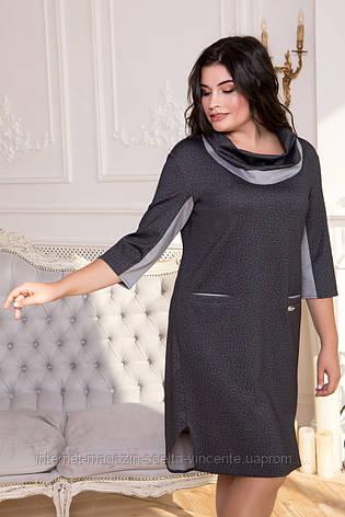 Платье больших размеров 48-54 SV А 4842, фото 2