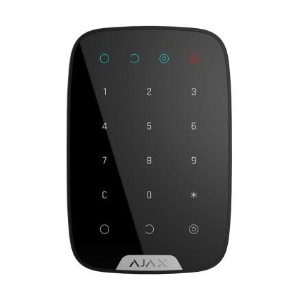 Беспроводная сенсорная клавиатура Ajax KeyPad white/black