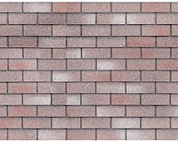 Плитка фасадная TECHNONICOL HAUBERK Мраморный кирпич