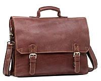 Мужской кожаный портфель TIDING BAG GA2095B
