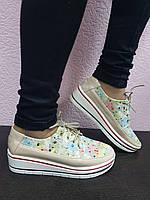 Туфли женские на платформе по супер цене, высокого качества. 6 пар в ящике. Размеры 36-41